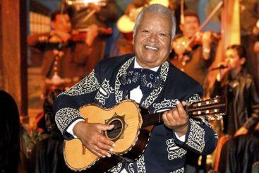 Mariachi legend Nati Cano. (Courtesy of  Tom Pich)