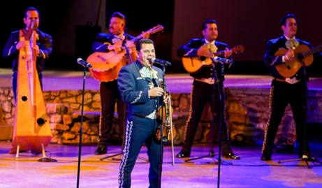 Nati Cano's Mariachi los Camperos plays at the Ford – they'll be joining the July 25 tribute.