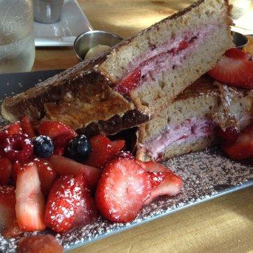 Joe's famous stuffed french toast! (Courtesy of Yelp)