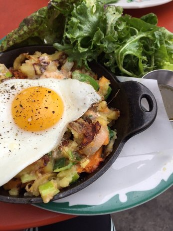 Sqirl's hip and healthy breakfast fare is a local favorite. (Photo courtesy of Yelp)